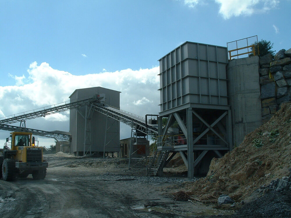 C&QEMS Crushing & Screening Plants - click to go to Crushing & Screening Plants page