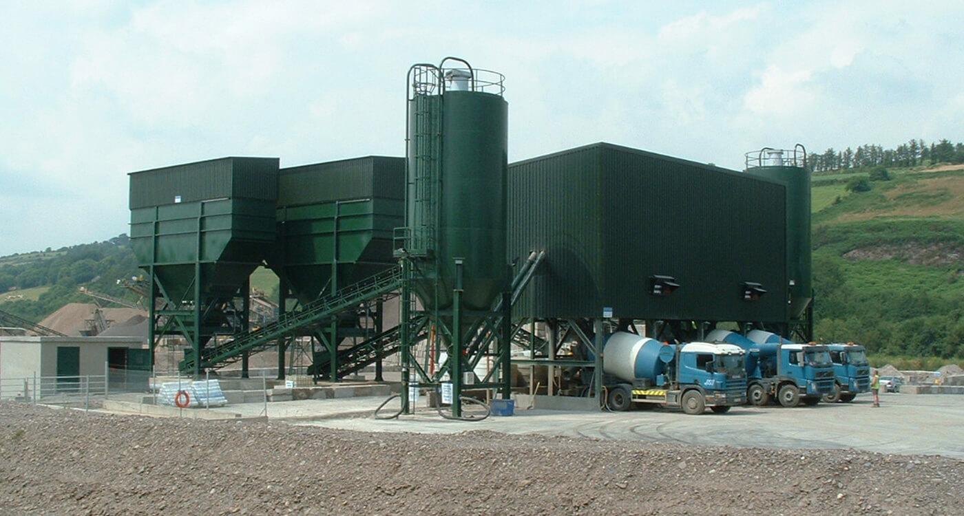 C & QEMS - Batching Plant